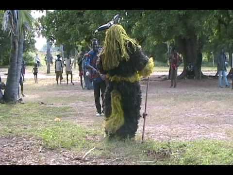 Masks nuni de NAPONE, Burkina Faso: Introduction