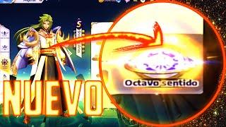 🤔¡¿COMO FUNCIONA EL OCTAVO SENTIDO?! Saint Seiya Awakening: KOTZ