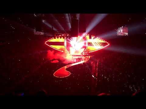 Katy Perry - Opening - TD Garden Boston 9/29/17