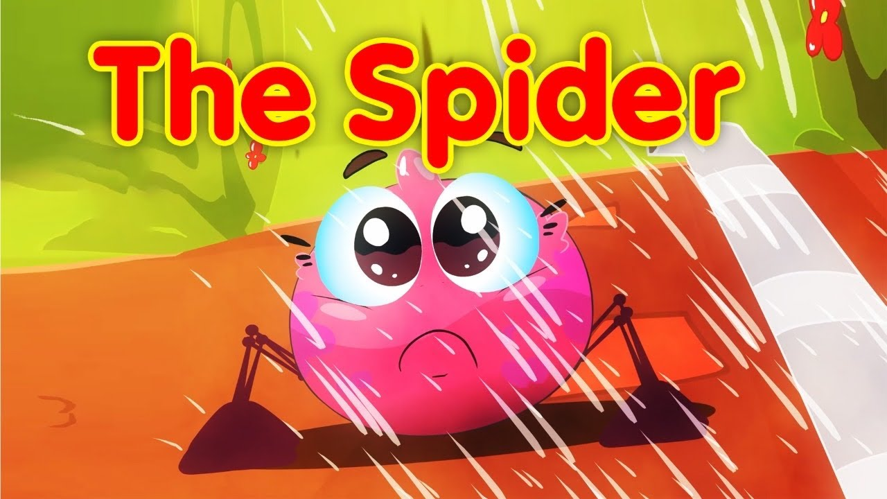 The Spider - Toyor Baby English