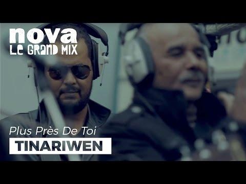 Tinariwen - N'Zagh Ajbal (Je vis Dans les montagnes) | Live Plus Près de Toi