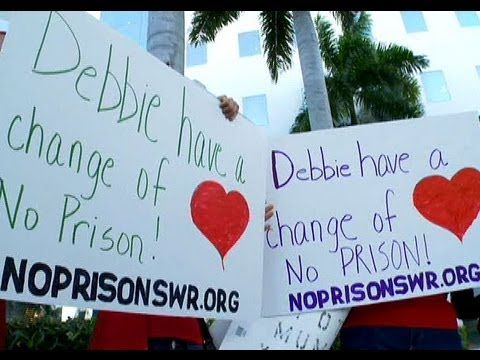 Opposition to privatised US immigrant prison