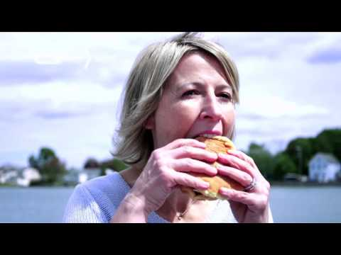 Samantha Brown's Portsmouth Eats | 50/50 | Travel Channel Asia