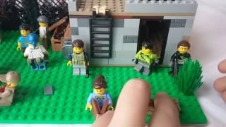 Лего самоделка #7 на тему Зомби Апокалипсис (база выживших)(, 2016-09-14T10:35:59.000Z)
