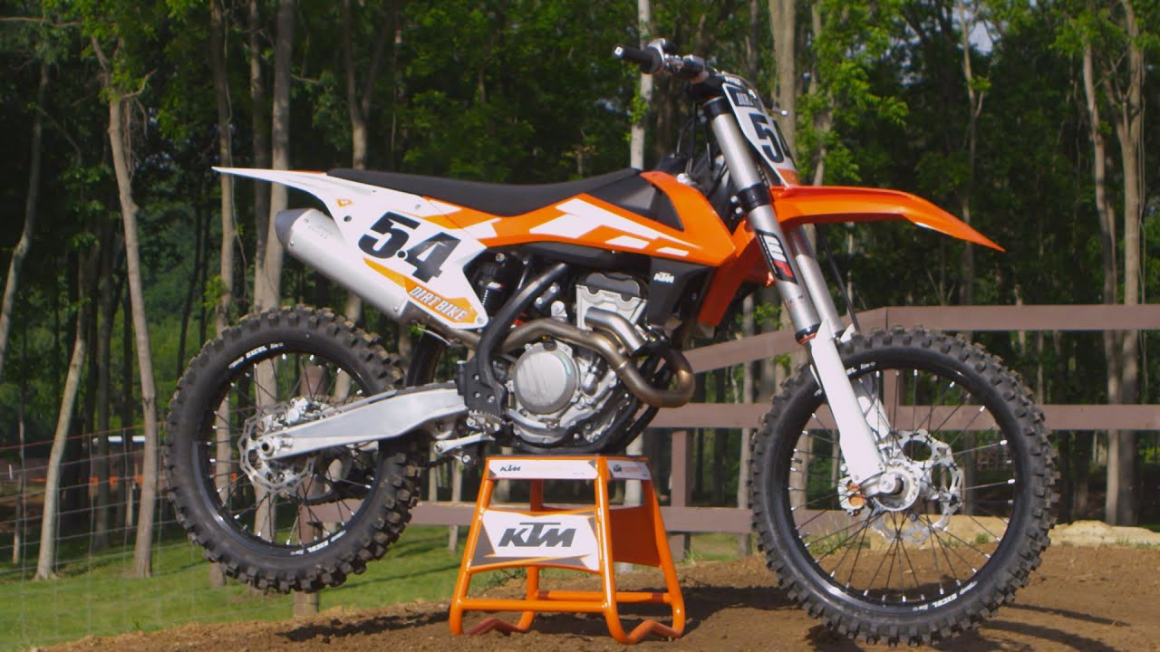 2016 ktm 350sxf - the 16s - youtube