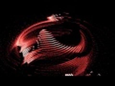 bluetech - rubicon + 3d painting with particles [vvvv]