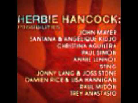 Herbie Hancock f Christrina Aguilera  A Song for You