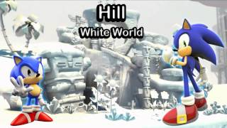 Sonic.exe: Hill (White World Remix)