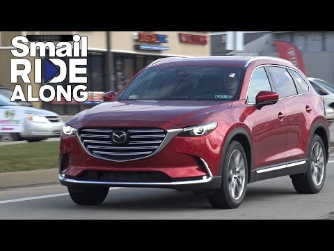 2018 Mazda CX 9 Grand Touring Review and Test Drive Smail Ride Along
