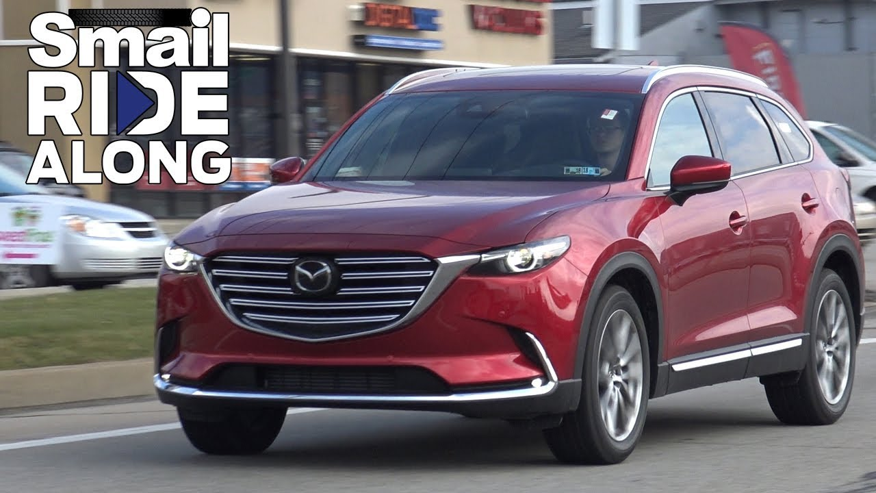 2018 mazda cx 9 grand touring review and test drive smail ride 2018 mazda cx 9 grand touring review and test drive smail ride along thecheapjerseys Choice Image