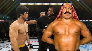 PS5   Bruce Lee vs. Iron Sheik (EA Sports UFC 4)