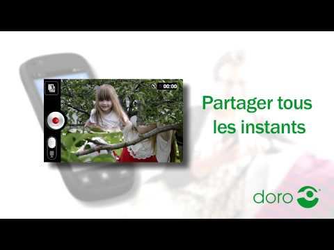 Présentation Doro Liberto® 810