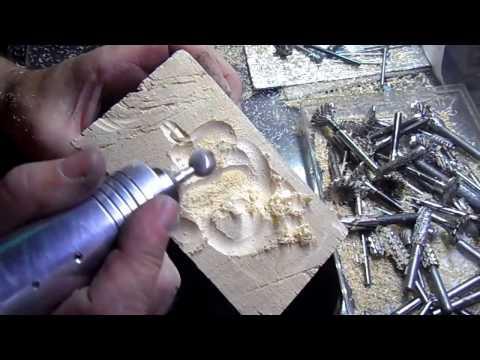Отличие борфрезы  для резьбы по дереву  от фрез по металлу