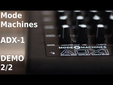 MODE MACHINES ADX1 Single Voices Demo 22