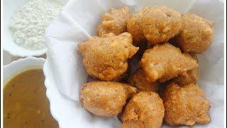Karavada (Trivandrum Special Snack) കാരാവട- chinnuz
