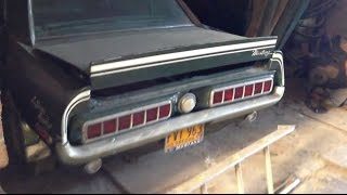 WOW! More Oregon Barnfinds @ a junkyard- 60's Mustang, camaros, chevelles