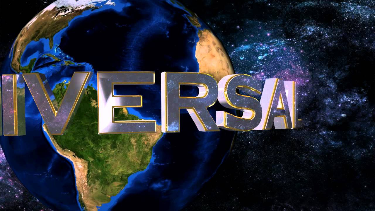 Universal Intro Remake 3ds Max By Alessandro Marasco