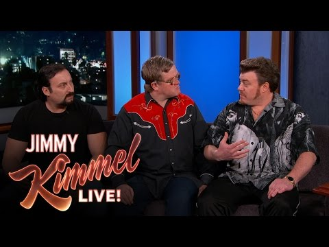 Trailer Park Boys on Jimmy Kimmel Live