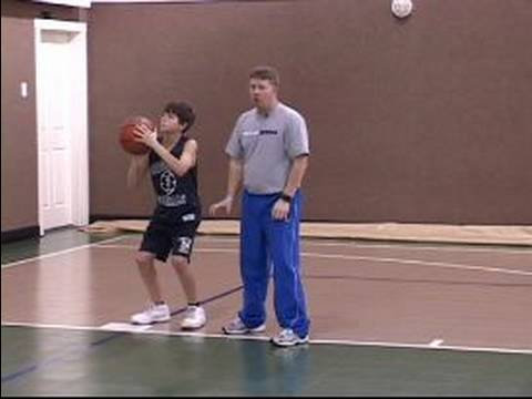 Youth Basketball Shooting Tips : Youth Basketball Shooting Tips: Hand Release