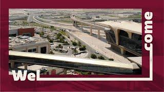 Journey to Ahmad Bin Ali Stadium | Qatar 2022™ | ™رحلة إلى استاد أحمد بن علي | قطر ٢٠٢٢