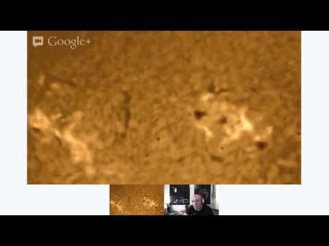 Solar Active Region 1654 Live