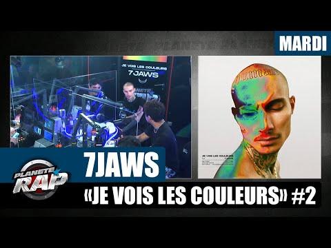Youtube: Planète Rap – 7 Jaws«Je vois les couleurs» avec Tsew The Kid, Seezy et Fred Musa #Mardi