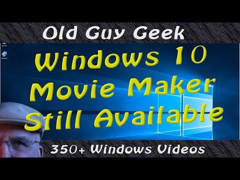windows-10---no-movie-maker?-it's-still-available!!!-(for-now)