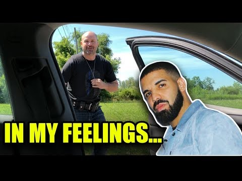 Cop Finally Does The In My Feelings Challenge