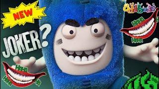 Oddbods | NEW | POGO THE JOKER | Funny Cartoons For Kids