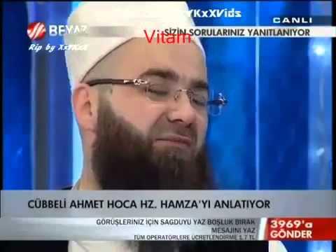 Cübbeli Ahmet Hoca    Hz  Hamza  r a