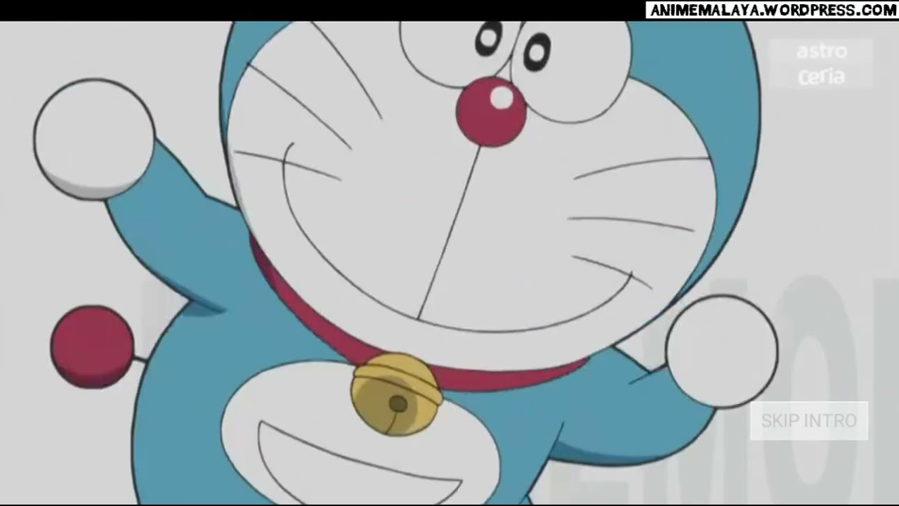 Download Doraemon Malay - Negara Bawah Tanah Nobita