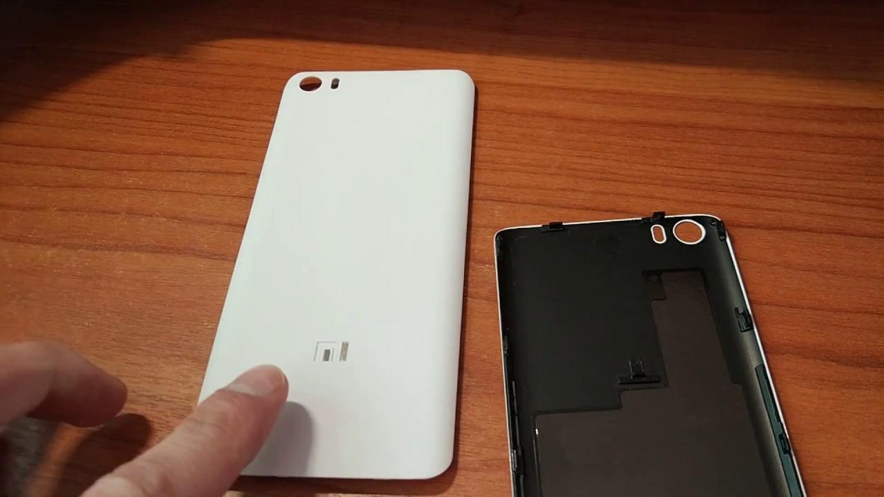 Задняя крышка бамбук под темное дерево Xiaomi mi5 - YouTube