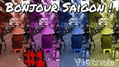 Vlog HCM #1 Bonjour Saigon