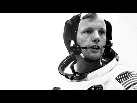 Neil Armstrong - First Man on the Moon