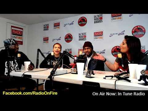 Interview with rapper Rio | In Tune Radio