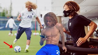 XAVI SIMONS - YOU MUST WATCH THIS! 😱🔥Training, Workouts, Highlights and More!