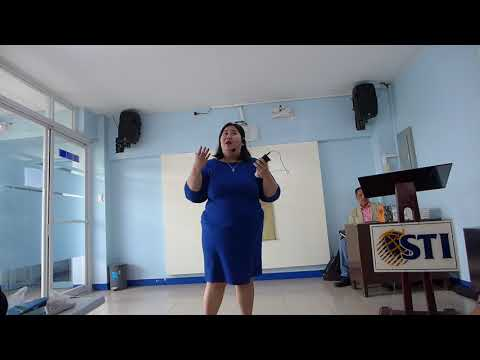 Toastmasters District 75 Division A Area Table Topics Contest Feb 10 2018   Annette Tayao