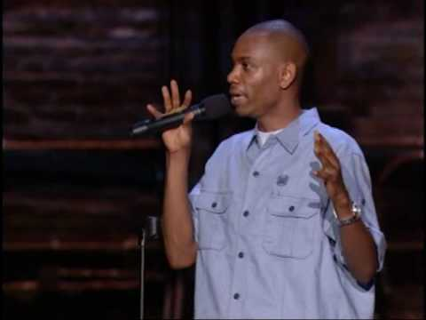 Dave Chappelle on Male-Female Relationships