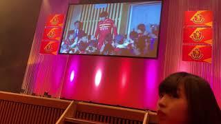 名古屋グランパス 2019新体制発表会(後半) ※自分の席からの動画撮影は開...