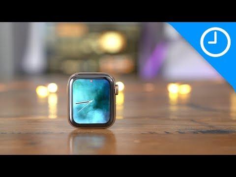 Apple Watch Series 4: top features
