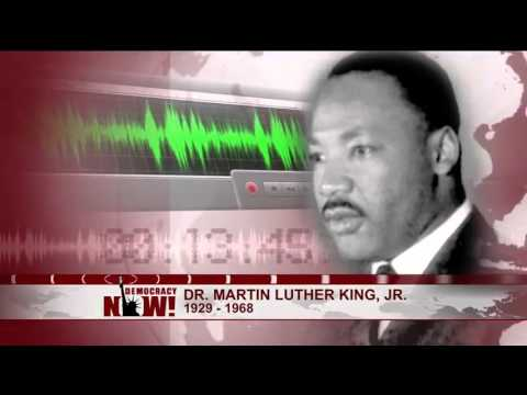 Part 3: Newly Discovered 1964 MLK Speech on Civil Rights, Segregation, Apartheid South Africa