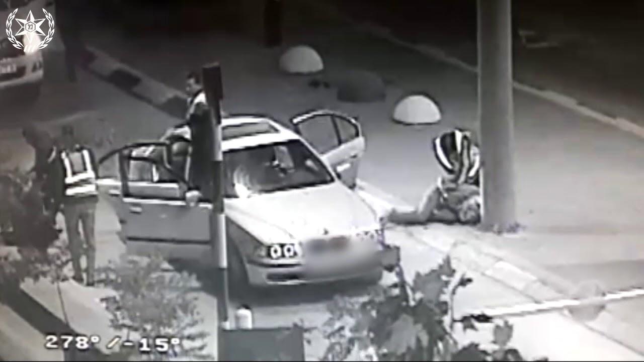 מעצר סוחר אמל''ח במעבר מיתר / צילום: משטרת ישראל / ברנז'ה חדשות