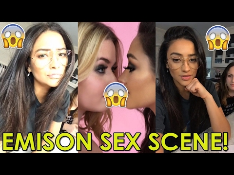 SHAY MITCHELL | GIVING HINTS ABOUT THE LAST SEASON OF PRETTY