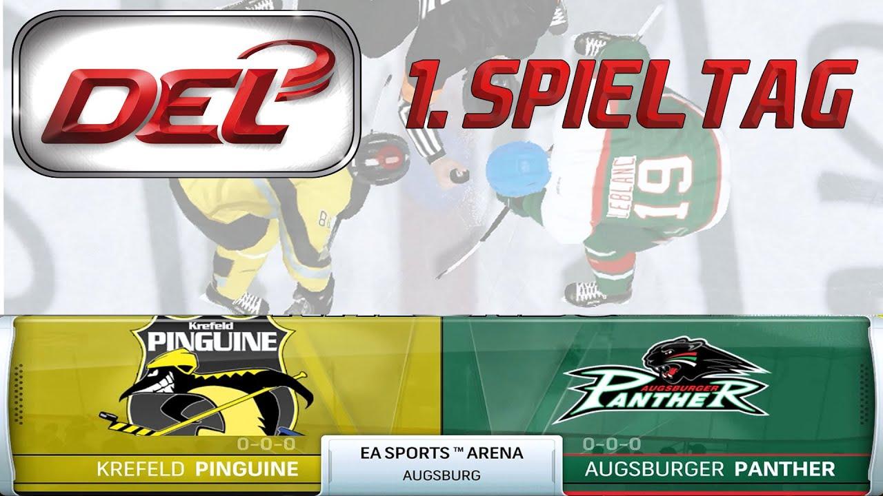 deutsch eishockey liga