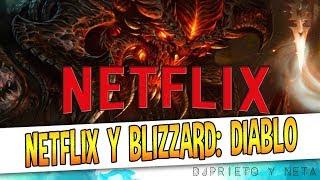 NOTICIÓN | Netflix y Blizzard podrían preparar una serie de Diablo
