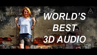 3D Audio Bass Boosted TheFatRat Fly Away Ft Anjulie 3D Audio Headphones Required