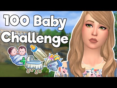 FINALLY SHE CAN GET PREGNANT AGAIN | Sims 4: 100 Baby Challenge #85