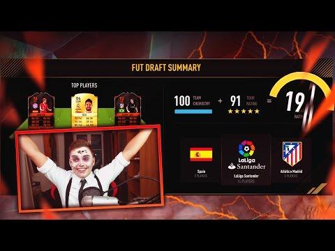 FIFA 17: WTF DAS BESTE SCREAM FUT DRAFT IN FIFA 17 !!! (DEUTSCH) ULTIMATE TEAM
