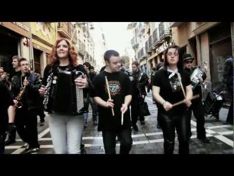 Somos la banda Motxila21 Videoclip HD