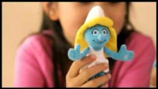 Filme Mc Lanche Feliz Os Smurfs Video 1